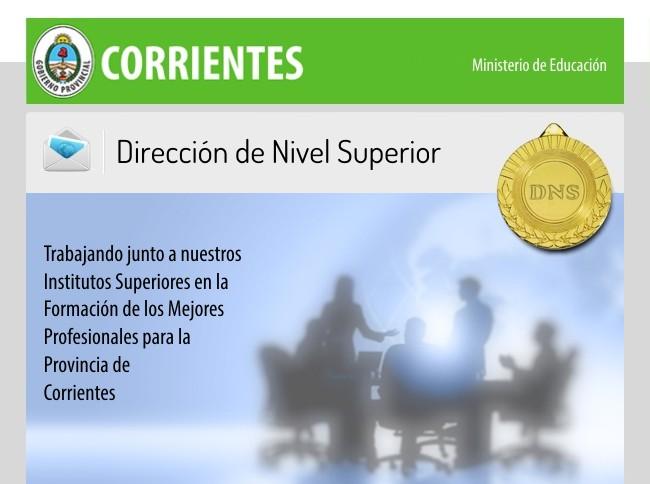 Boletín de la Dirección de Nivel Superior